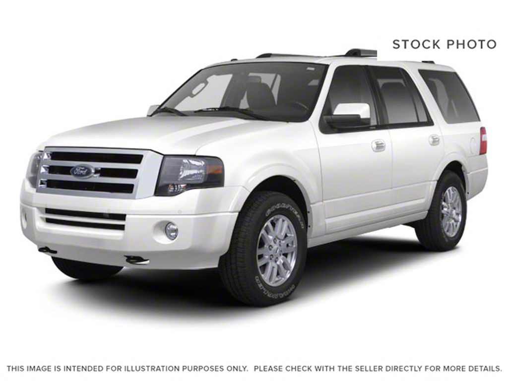 White[Oxford White] 2010 Ford Expedition