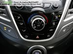 Black[Ultra Black Pearl] 2012 Hyundai Veloster Right Side Front Seat  Photo in Kelowna BC