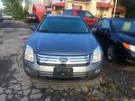 Gray[Silver Birch Metallic] 2007 Ford Fusion Front Vehicle Photo in St.Catherines ON