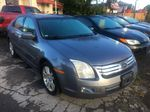 Gray[Silver Birch Metallic] 2007 Ford Fusion Primary Listing Photo in St.Catherines ON