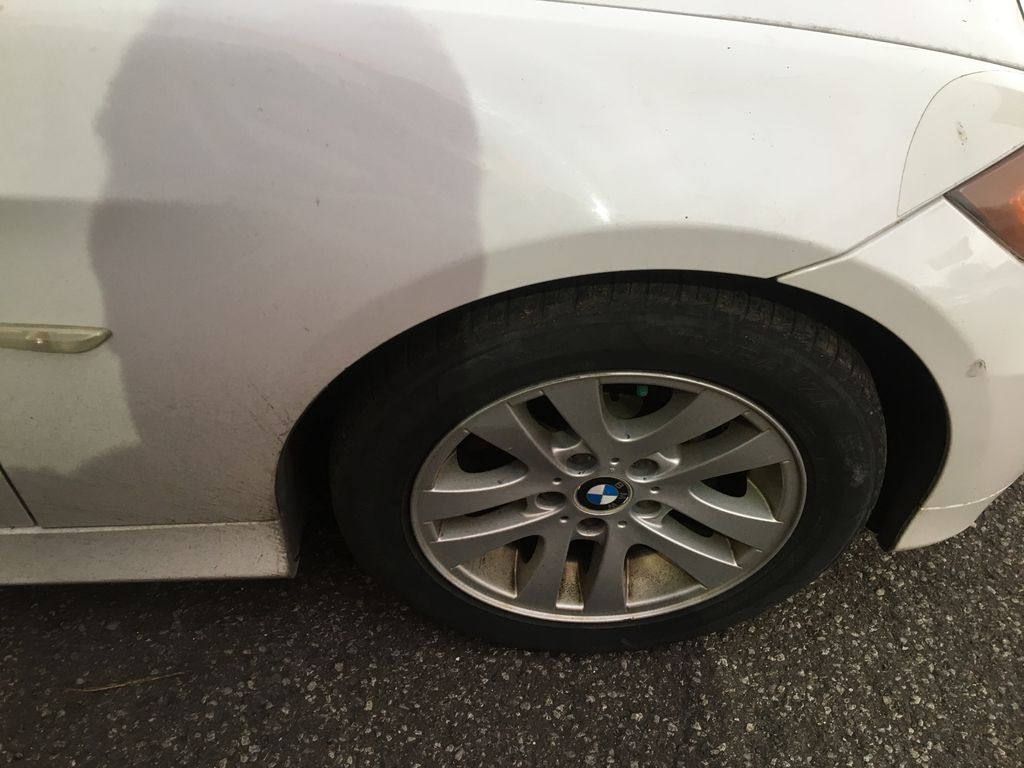 """White[Alpine White] 2008 BMW 3 Series, 323i , """""""" CERTIFIED """""""" Right Front Corner Photo in St.Catherines ON"""