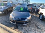 Gray[Sterling Grey Metallic] 2014 Ford Focus Front Vehicle Photo in Lethbridge AB