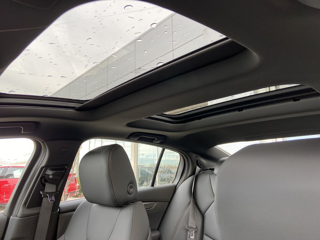 Black[Black Raven] 2021 Cadillac CT5 Sport Sunroof Photo in Calgary AB