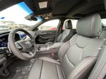 Black[Black Raven] 2021 Cadillac CT5 Sport Left Front Interior Photo in Calgary AB