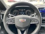 Black[Black Raven] 2021 Cadillac CT5 Sport Steering Wheel and Dash Photo in Calgary AB
