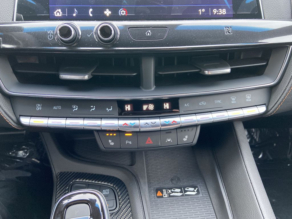 Gray[Satin Steel Metallic] 2021 Cadillac CT5 Sport Central Dash Options Photo in Calgary AB