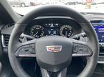 Gray[Satin Steel Metallic] 2021 Cadillac CT5 Sport Steering Wheel and Dash Photo in Calgary AB