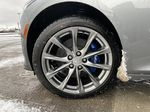 Gray[Satin Steel Metallic] 2021 Cadillac CT5 Sport Left Front Rim and Tire Photo in Calgary AB