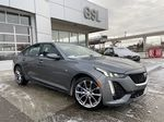 Gray[Satin Steel Metallic] 2021 Cadillac CT5 Sport Primary Listing Photo in Calgary AB