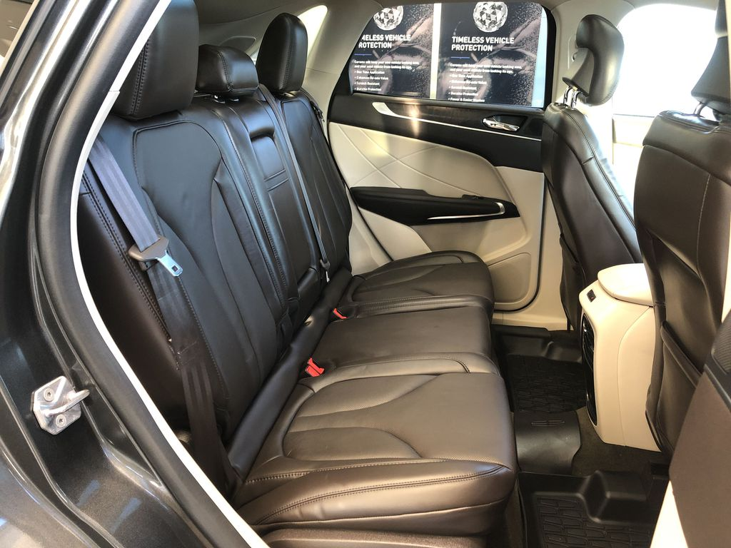 Gray[Magnetic Grey Metallic] 2019 Lincoln MKC Right Side Rear Seat  Photo in Edmonton AB