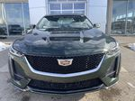 Green[Evergreen Metallic] 2021 Cadillac CT5 Sport Front Vehicle Photo in Calgary AB