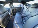 Black[Black Raven] 2021 Cadillac CT5 Sport Left Side Rear Seat  Photo in Calgary AB