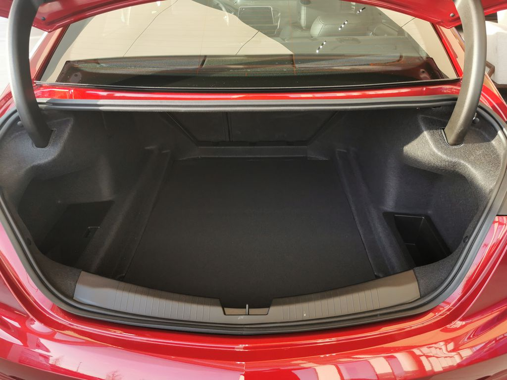 Red[Infrared Tintcoat] 2021 Cadillac CT5 Trunk / Cargo Area Photo in Edmonton AB