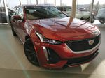 Red[Infrared Tintcoat] 2021 Cadillac CT5 Primary Photo in Edmonton AB