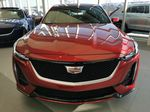 Red[Infrared Tintcoat] 2021 Cadillac CT5 Front Vehicle Photo in Edmonton AB