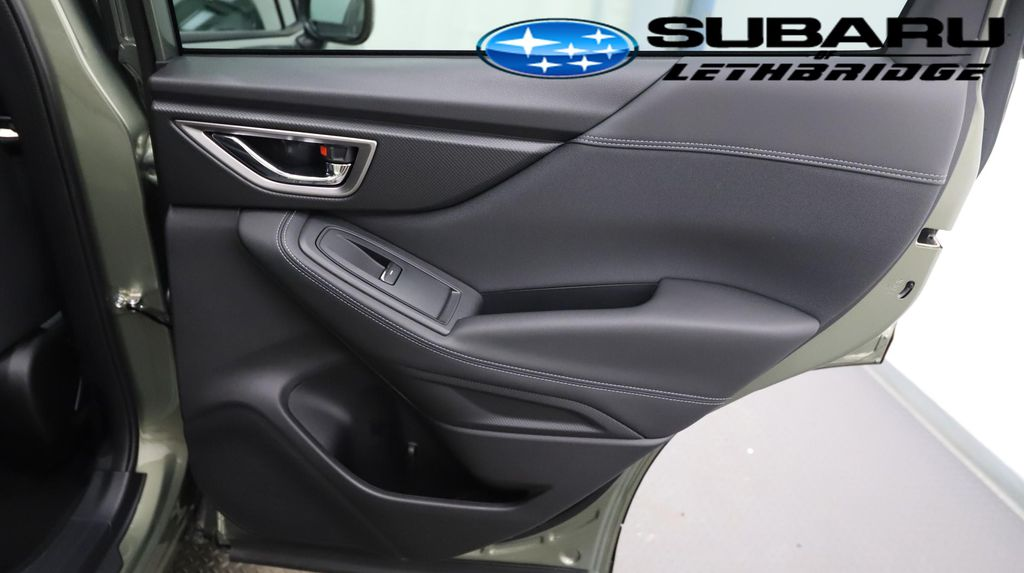 Green 2021 Subaru Forester Apple Carplay/Android Auto Photo in Lethbridge AB