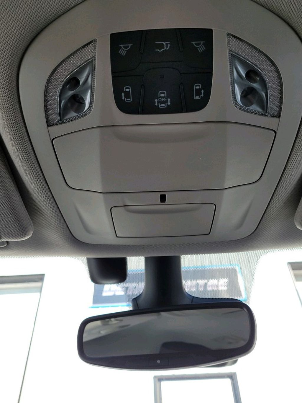 Red 2017 Chrysler Pacifica Center Console Photo in Fort Macleod AB