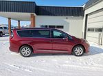 Red 2017 Chrysler Pacifica Left Front Interior Photo in Fort Macleod AB