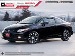 Black - Crystal Black Pearl 2013 Honda Civic Coupe Primary Listing Photo in Kelowna BC