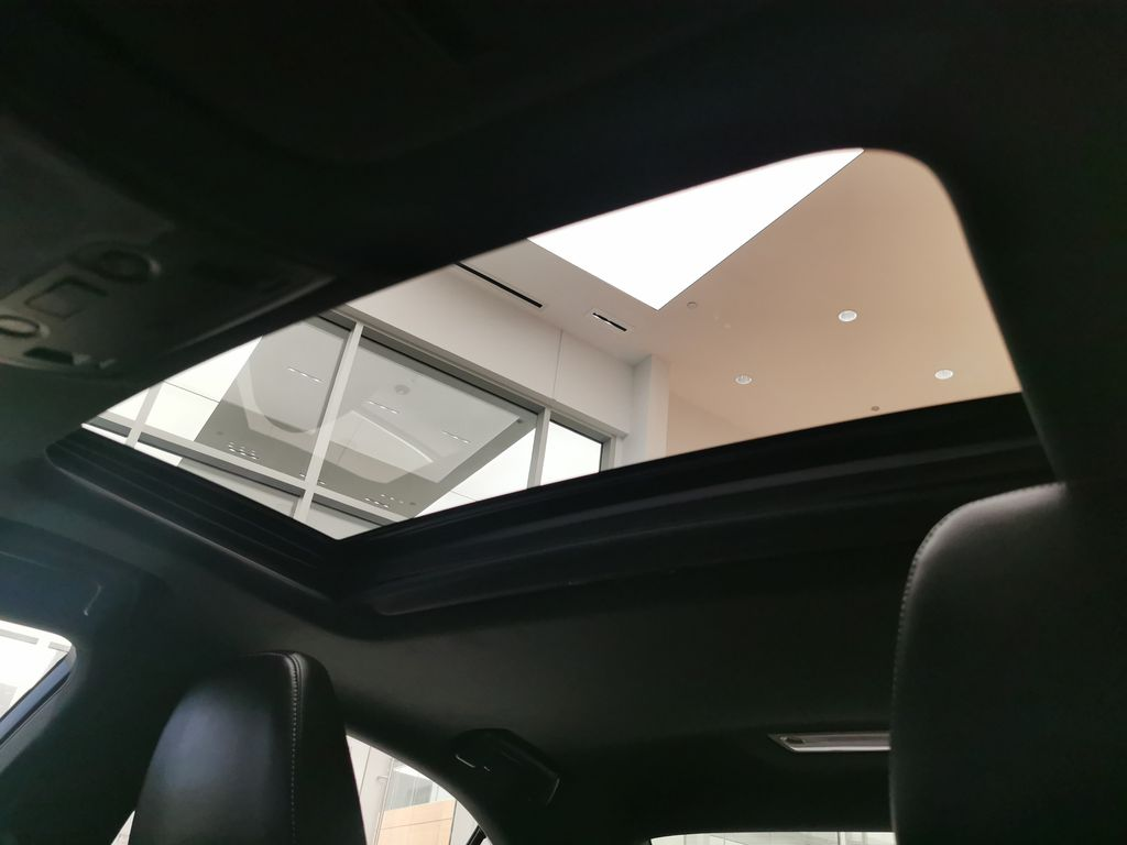 White[Eminent White Pearl] 2018 Lexus IS Sunroof Photo in Edmonton AB