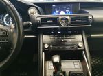White[Eminent White Pearl] 2018 Lexus IS Central Dash Options Photo in Edmonton AB