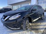 2017 Nissan Murano Platinum Left Front Head Light / Bumper and Grill in Calgary AB