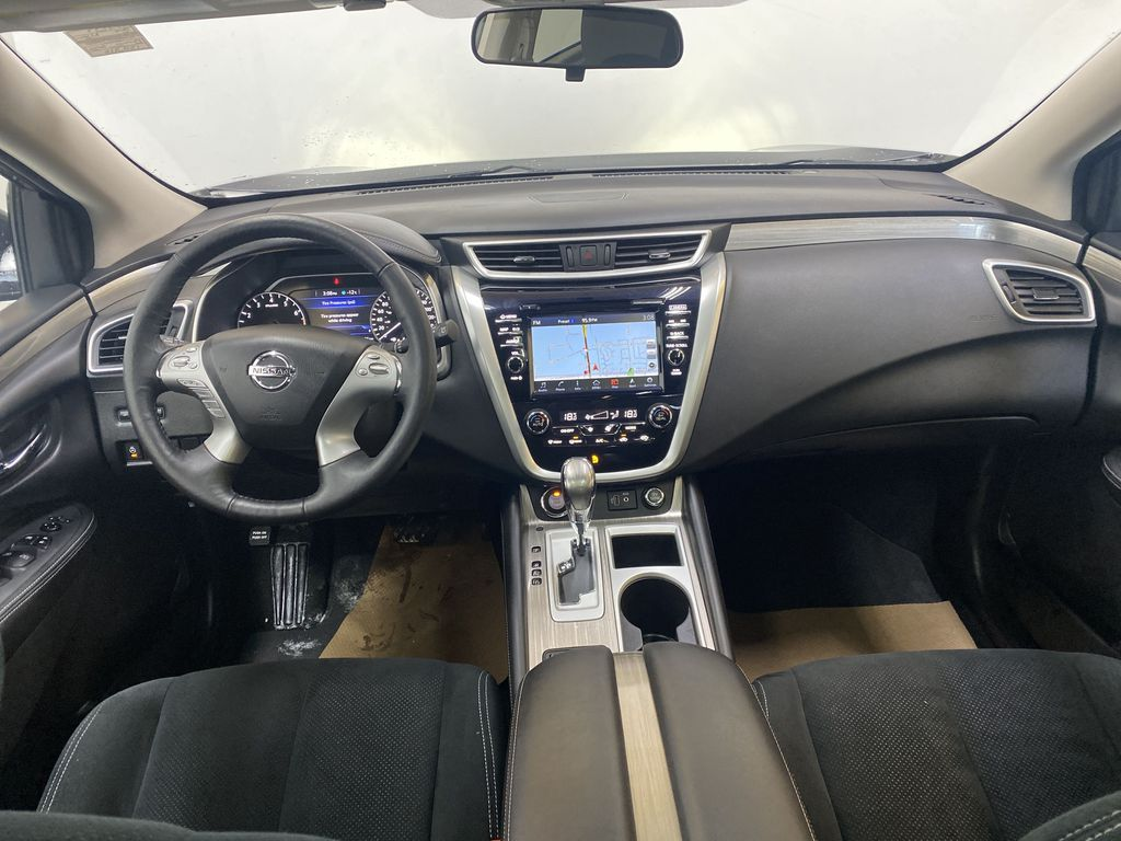 GREY 2018 Nissan Murano SV - Remote Start, Apple CarPlay, NAV Strng Wheel/Dash Photo: Frm Rear in Edmonton AB