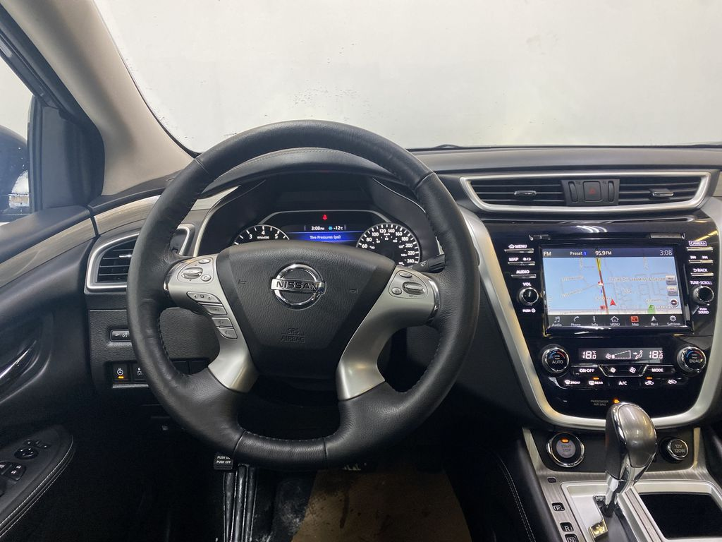 GREY 2018 Nissan Murano SV - Remote Start, Apple CarPlay, NAV Strng Wheel: Frm Rear in Edmonton AB