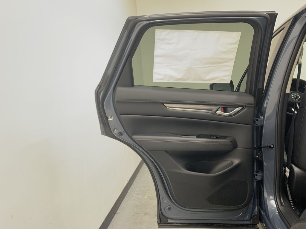 POLYMETAL GREY METALLIC(47C) 2021 Mazda CX-5 GT Turbo Left Rear Interior Door Panel Photo in Edmonton AB