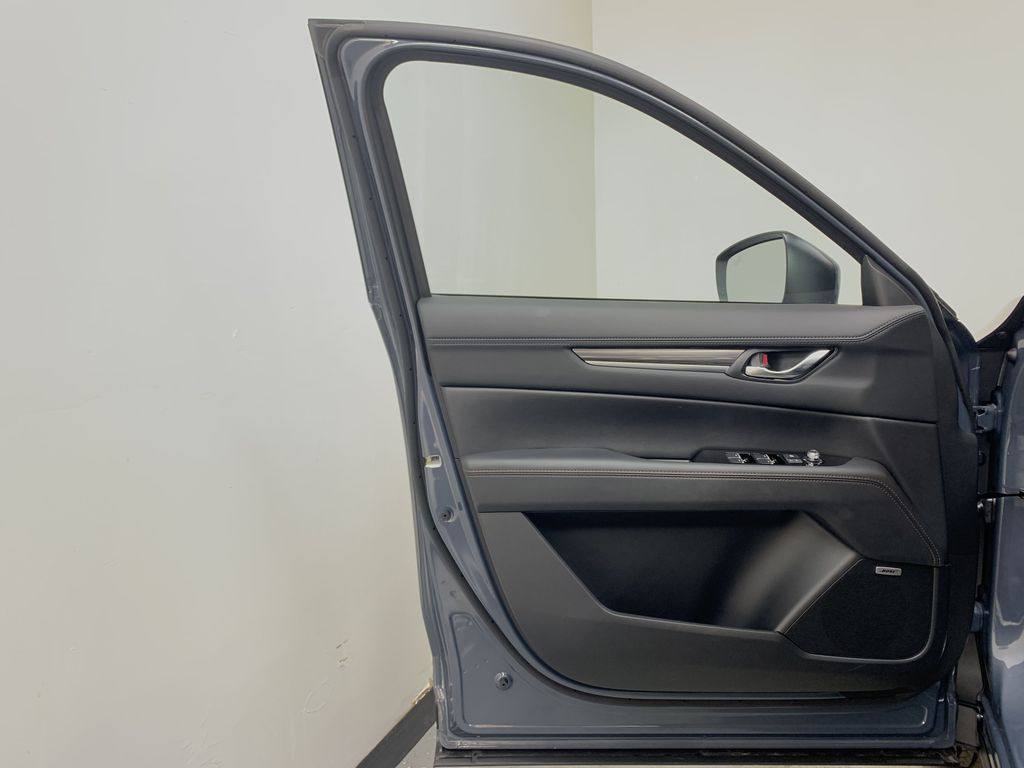 POLYMETAL GREY METALLIC(47C) 2021 Mazda CX-5 GT Turbo Left Front Interior Door Panel Photo in Edmonton AB