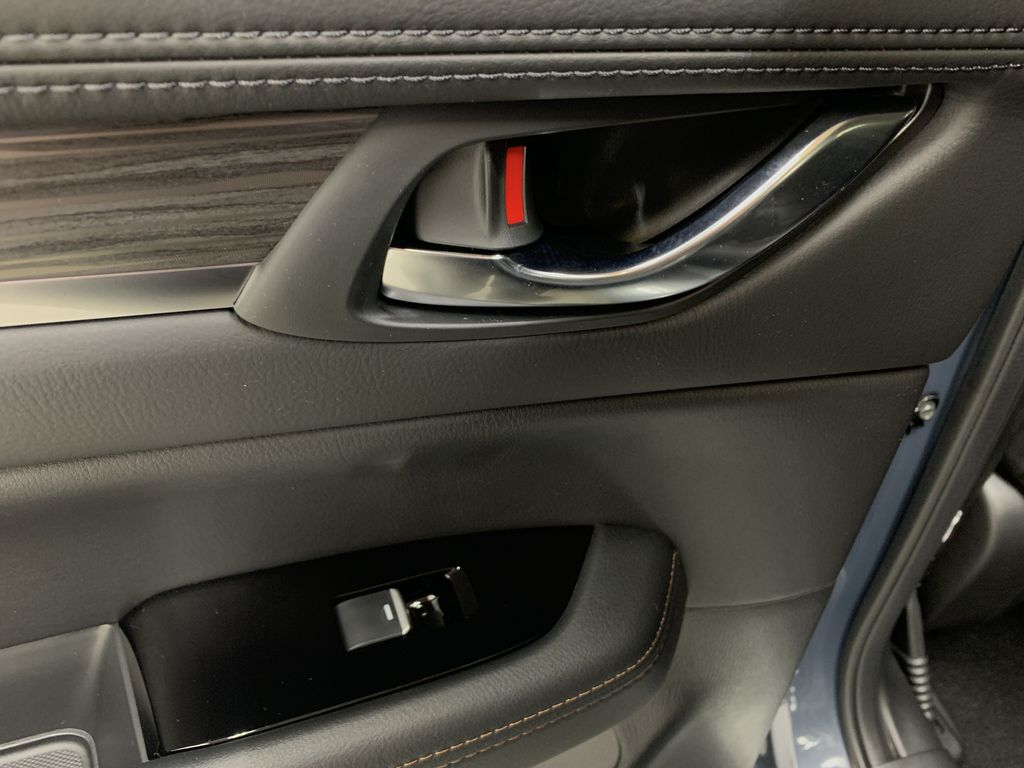 POLYMETAL GREY METALLIC(47C) 2021 Mazda CX-5 GT Turbo LR Door Panel Ctls Photo in Edmonton AB