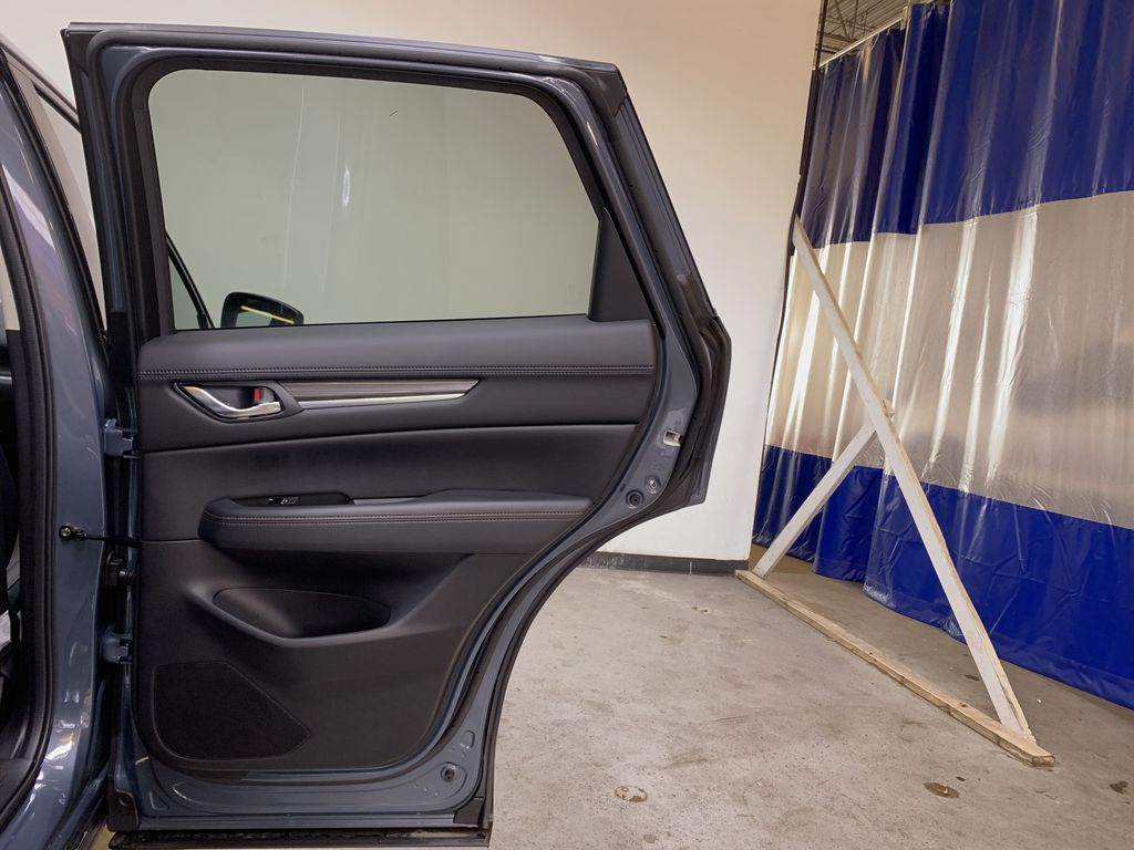 POLYMETAL GREY METALLIC(47C) 2021 Mazda CX-5 GT Turbo Right Rear Interior Door Panel Photo in Edmonton AB
