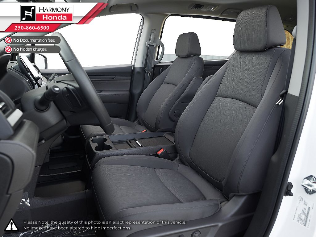 WHITE NH-883PX 2022 Honda Odyssey Third Row Seat or Additional  Photo in Kelowna BC