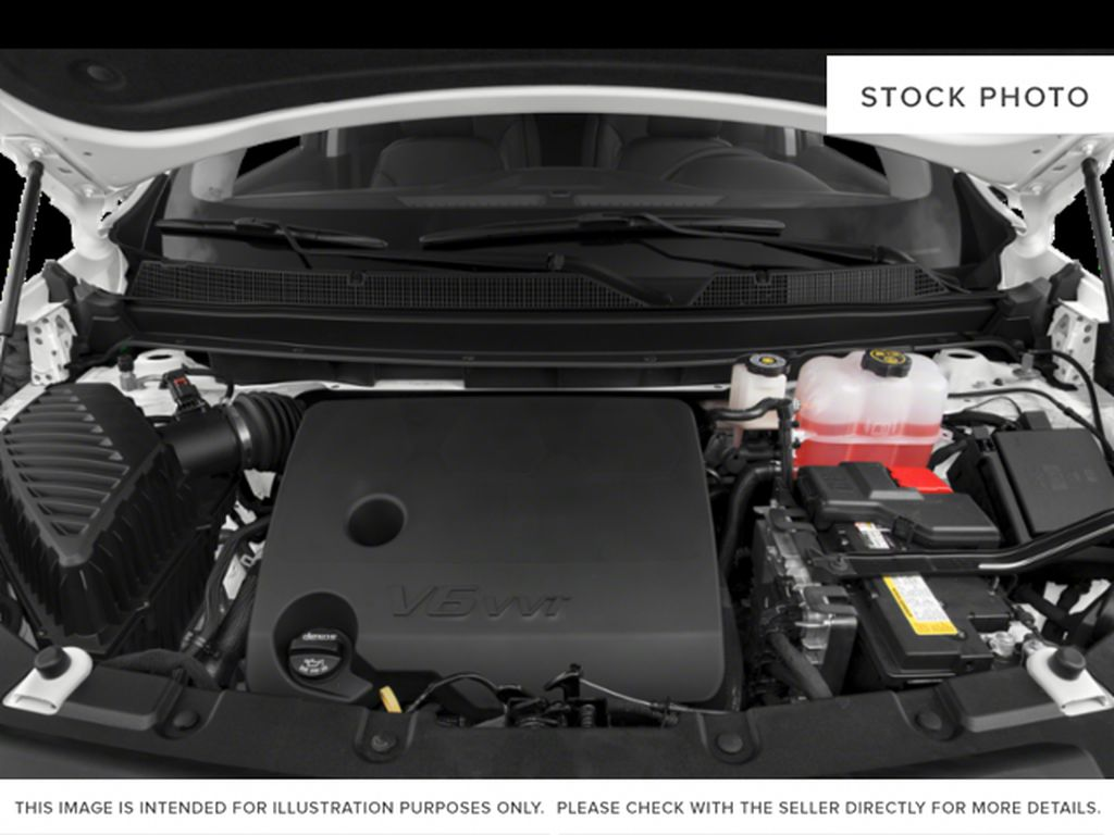 Black[Mosaic Black Metallic] 2020 Chevrolet Traverse Engine Compartment Photo in Fort Macleod AB