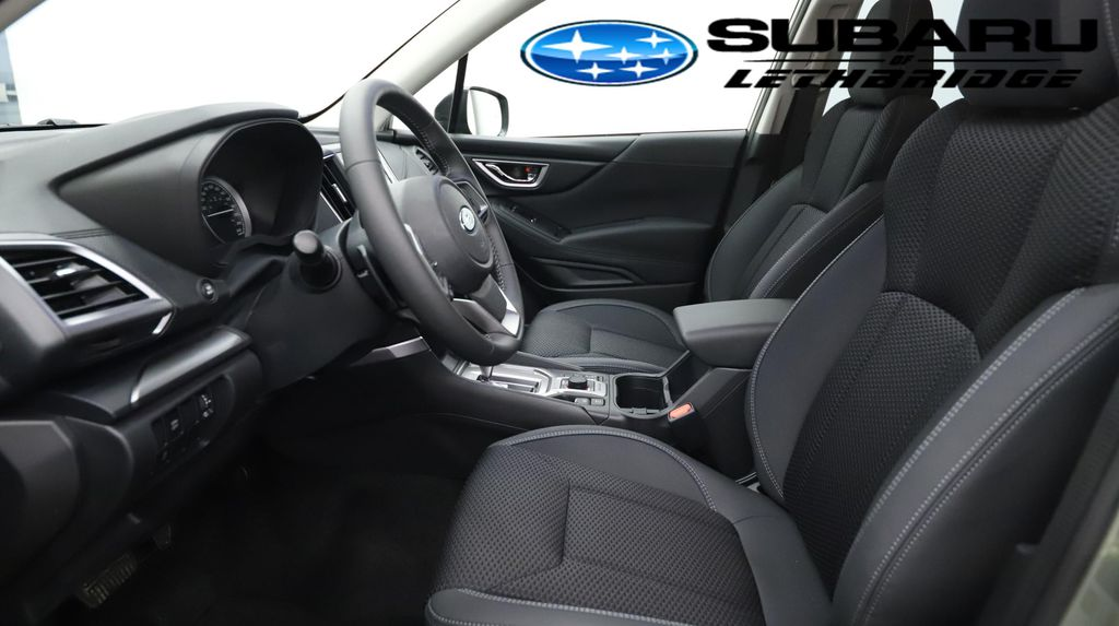 Green 2021 Subaru Forester Left Side Rear Seat  Photo in Lethbridge AB