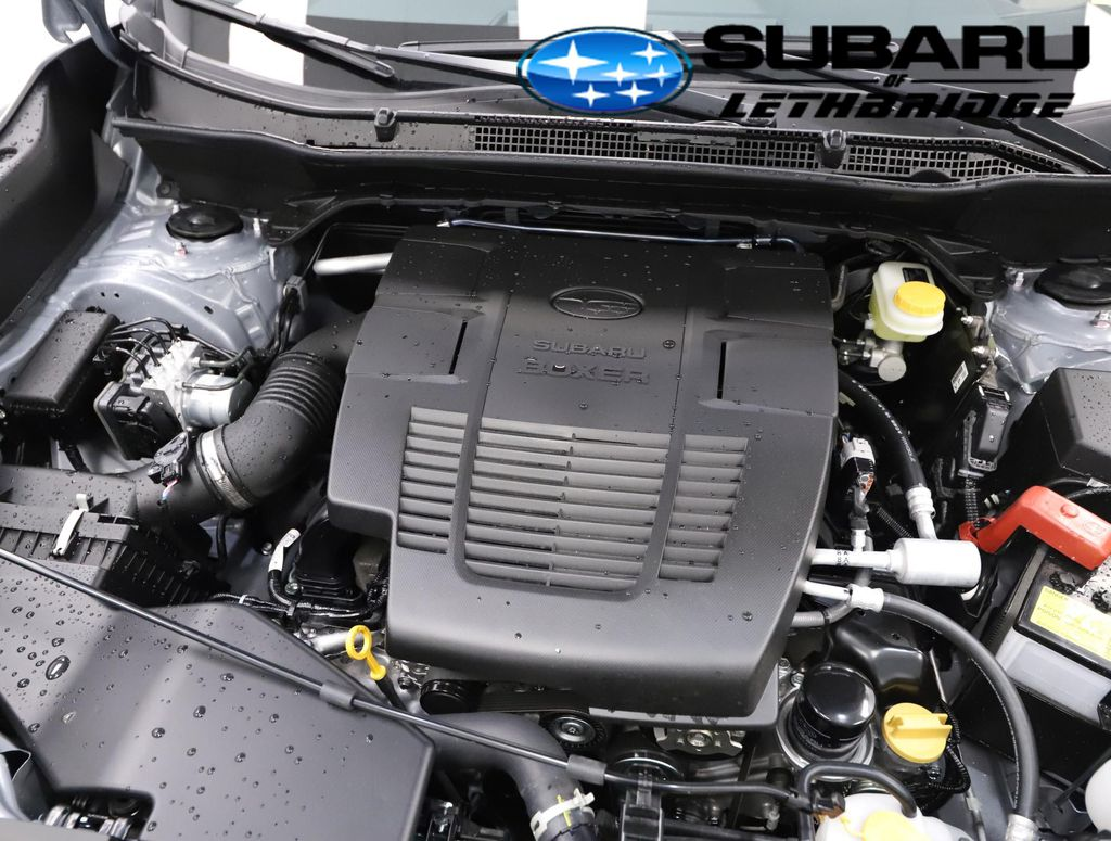 Silver 2021 Subaru Forester Left Side Photo in Lethbridge AB