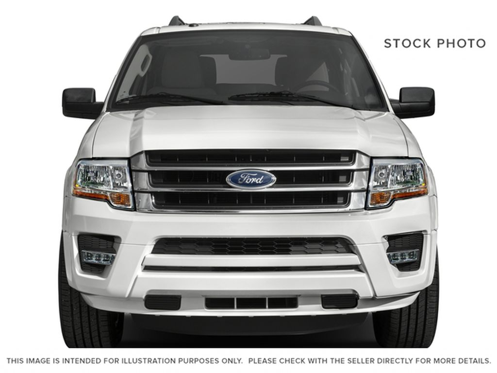 Silver[Ingot Silver Metallic] 2017 Ford Expedition Max Front Vehicle Photo in Fort Macleod AB