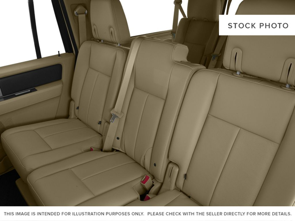 Silver[Ingot Silver Metallic] 2017 Ford Expedition Max Left Side Rear Seat  Photo in Fort Macleod AB