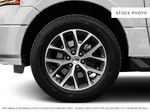 Silver[Ingot Silver Metallic] 2017 Ford Expedition Max Left Front Rim and Tire Photo in Fort Macleod AB