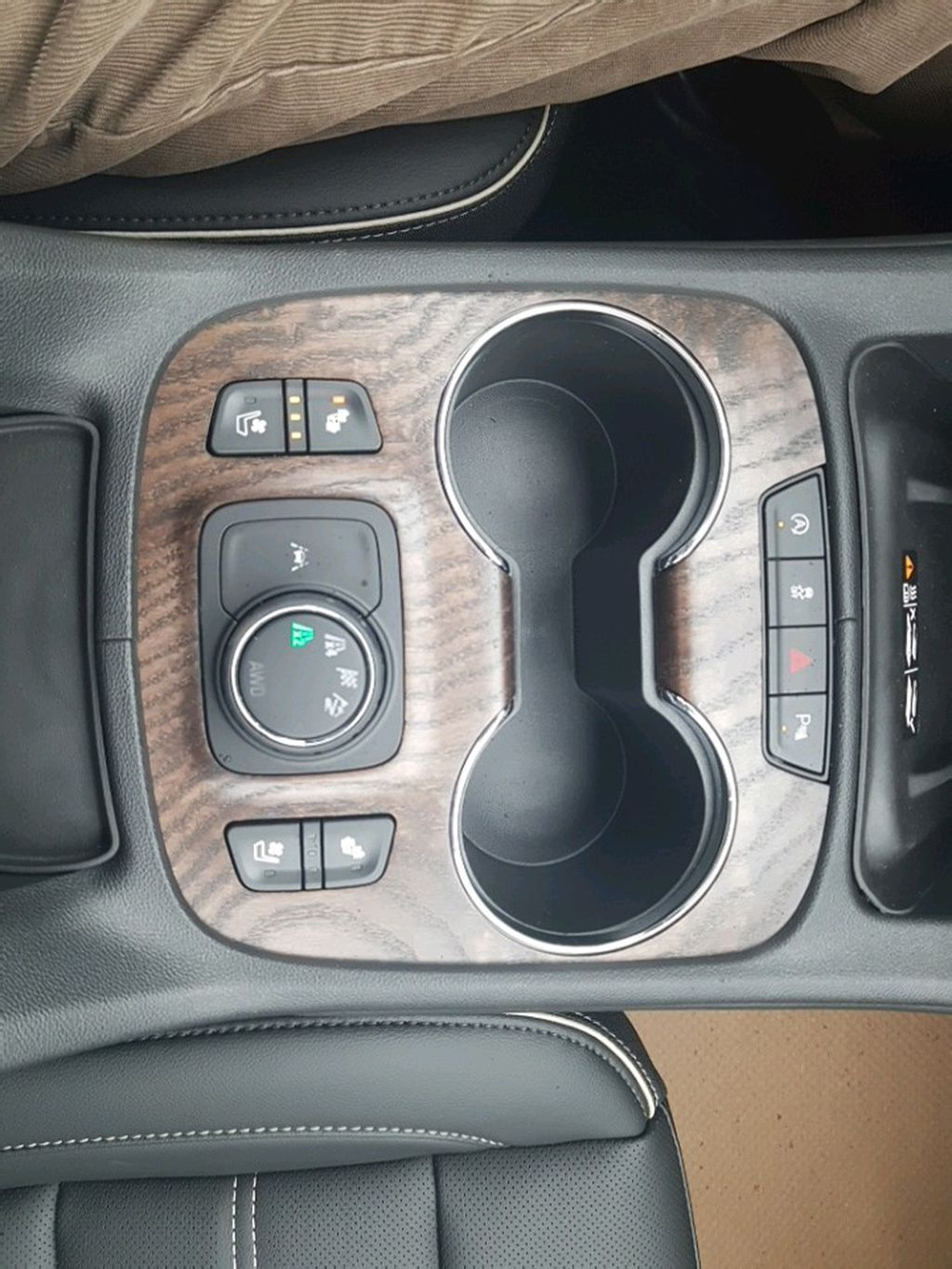 White 2021 GMC Acadia Trim Specific Photo in Barrhead AB