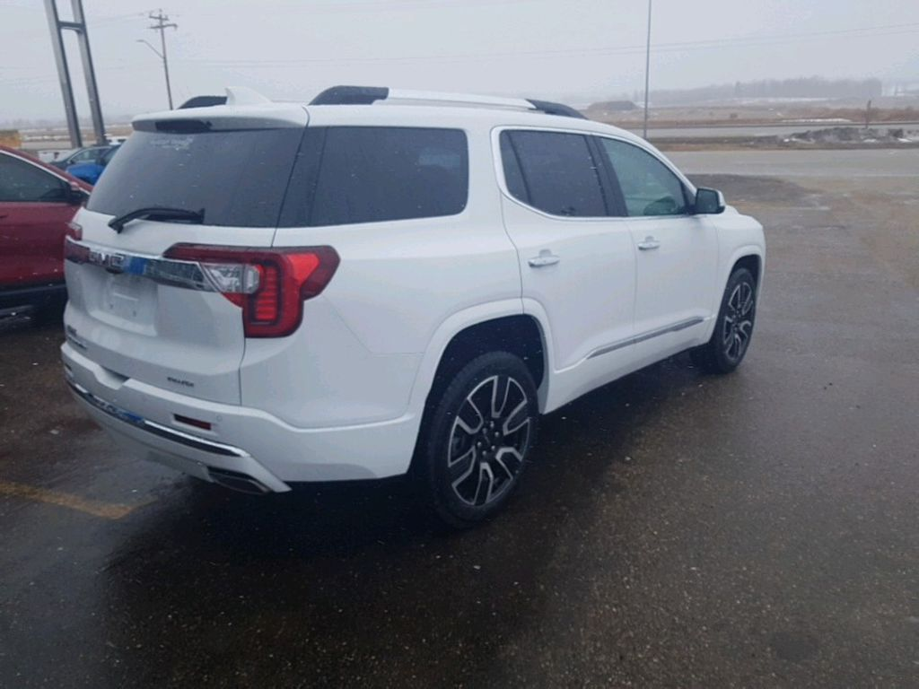 White 2021 GMC Acadia Left Front Interior Door Panel Photo in Barrhead AB