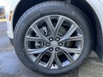 White[Crystal White Tricoat] 2021 Cadillac XT5 Sport Left Front Rim and Tire Photo in Calgary AB