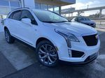 White[Crystal White Tricoat] 2021 Cadillac XT5 Sport Primary Photo in Calgary AB