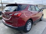 Red[Cajun Red Tintcoat] 2021 Chevrolet Equinox LT Right Rear Corner Photo in Calgary AB