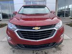 Red[Cajun Red Tintcoat] 2021 Chevrolet Equinox LT Front Vehicle Photo in Calgary AB