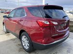 Red[Cajun Red Tintcoat] 2021 Chevrolet Equinox LT Left Rear Corner Photo in Calgary AB