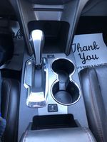 Black[Black] 2012 Chevrolet Equinox Center Console Photo in Canmore AB