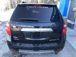 Black[Black] 2012 Chevrolet Equinox Rear of Vehicle Photo in Canmore AB