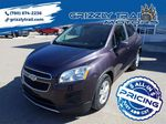 Purple 2015 Chevrolet Trax Primary Listing Photo in Barrhead AB