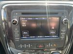 White[White Frost Tricoat] 2017 Buick Enclave Radio Controls Closeup Photo in Canmore AB